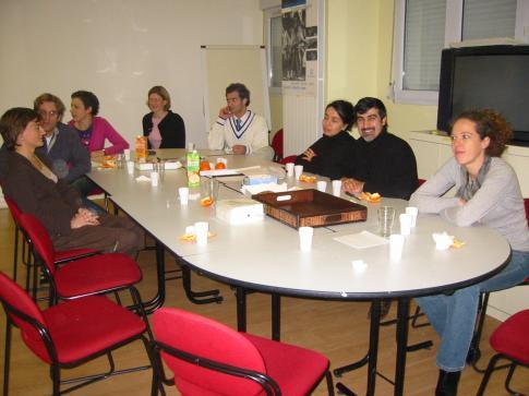 HAMRAHI, Débat/film en collaboration avec les clubs UNESCO.