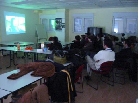 projection du film Abi avec clubs UNESCO