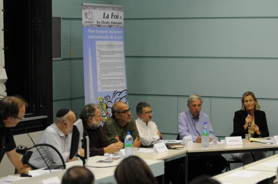 Panel, la Foi et les Droits Humains