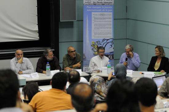 Panel de dialogue, la Foi et les Droits Humains