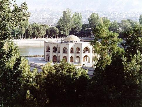 Iran, aux environs de Tabriz