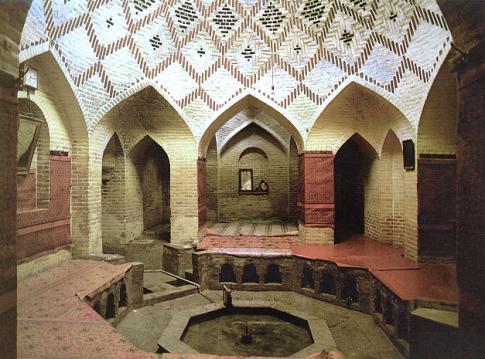 Iran, hamam